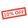 10% Off First Time Orders